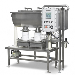 单头胶水自动开口圆桶灌装机