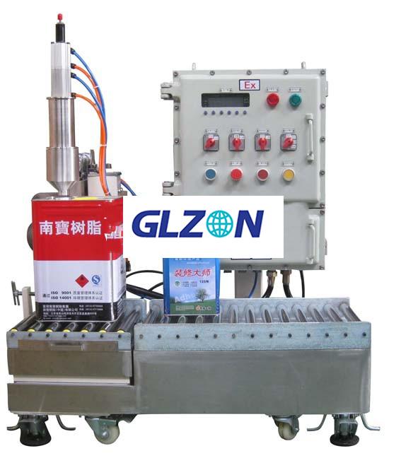 5升树脂自动灌装机