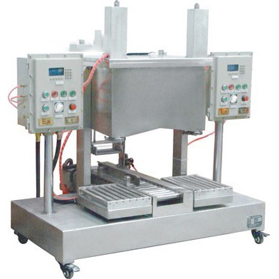粘稠液体自动灌装机